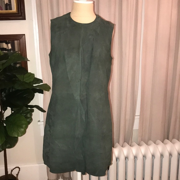 970218cba72 French Connection Dresses | Faux Suede | Poshmark